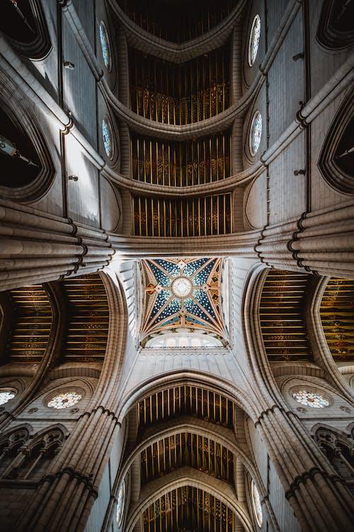 Foto d'estoc gratuïta de adornat, arc, arquitectura, art