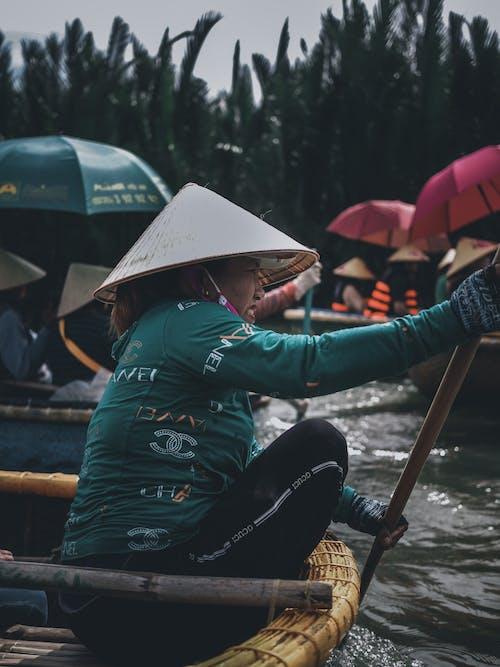 açık hava, aşındırmak, balıkçı, balıkçı teknesi içeren Ücretsiz stok fotoğraf