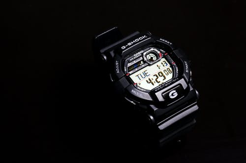 Free stock photo of casio, g-shock, time