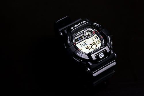 Immagine gratuita di casio, g-shock, orologio da polso, tempo