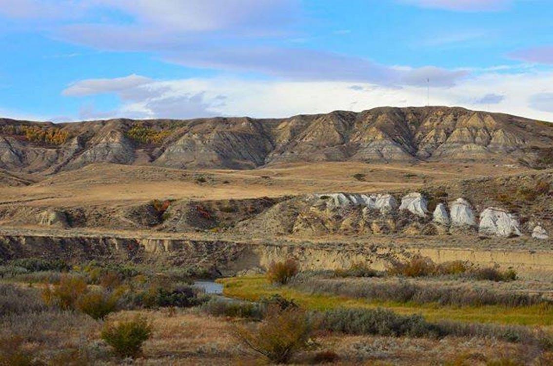 Free stock photo of badlands, big muddy valley, old west bandits