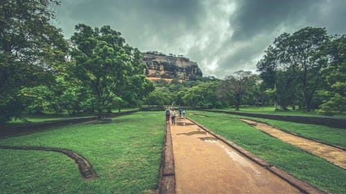 Free stock photo of fort, mountain, palace on rock
