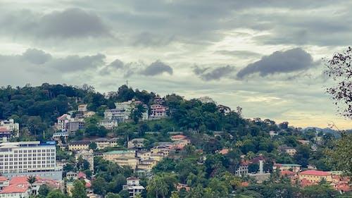 Základová fotografie zdarma na téma dům na kopcích, hory, kopce