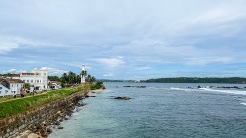 Free stock photo of Galle Fort, indian ocean, indian ocean lighthouse