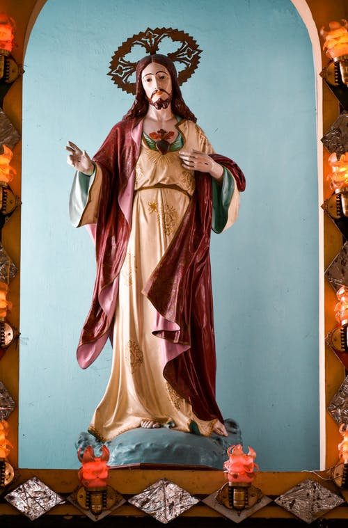 Kostenloses Stock Foto zu glauben, gott, idol, jesus