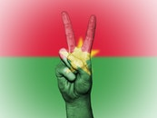 hand, banner, free