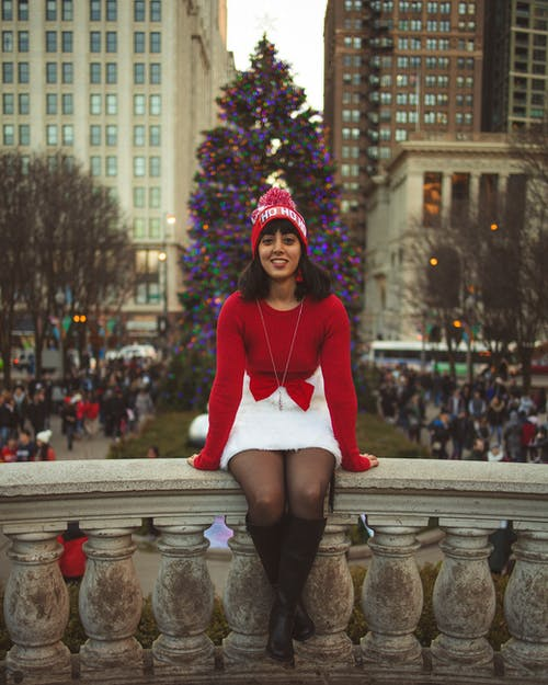 Бесплатное стоковое фото с дерево, новогодний фон, рождество