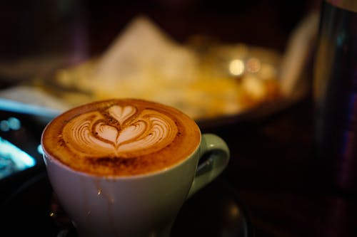 Free stock photo of coffee, cup, design, love