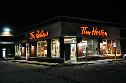 Kostnadsfri bild av färger, kanada, lampor, nattfotografering
