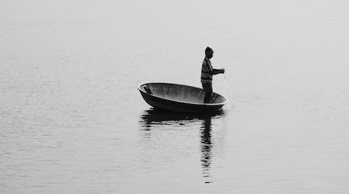 Δωρεάν στοκ φωτογραφιών με αλιεία, αλίευση ψαριών, αλιευτικό σκάφος