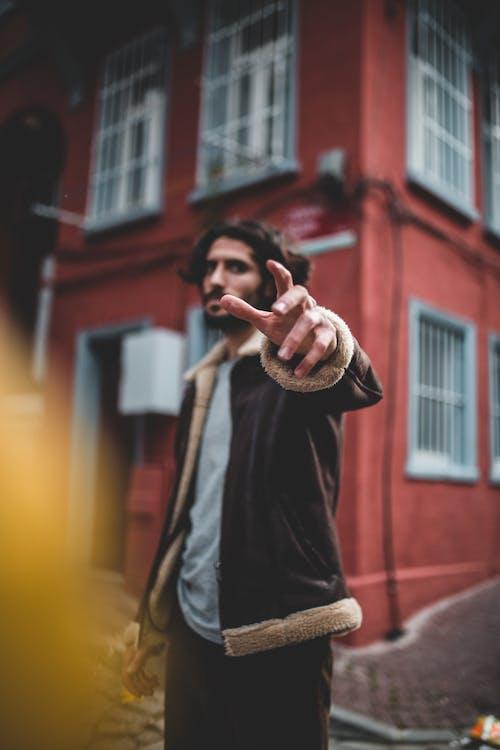 Základová fotografie zdarma na téma bunda, focení, mělké zaměření, model