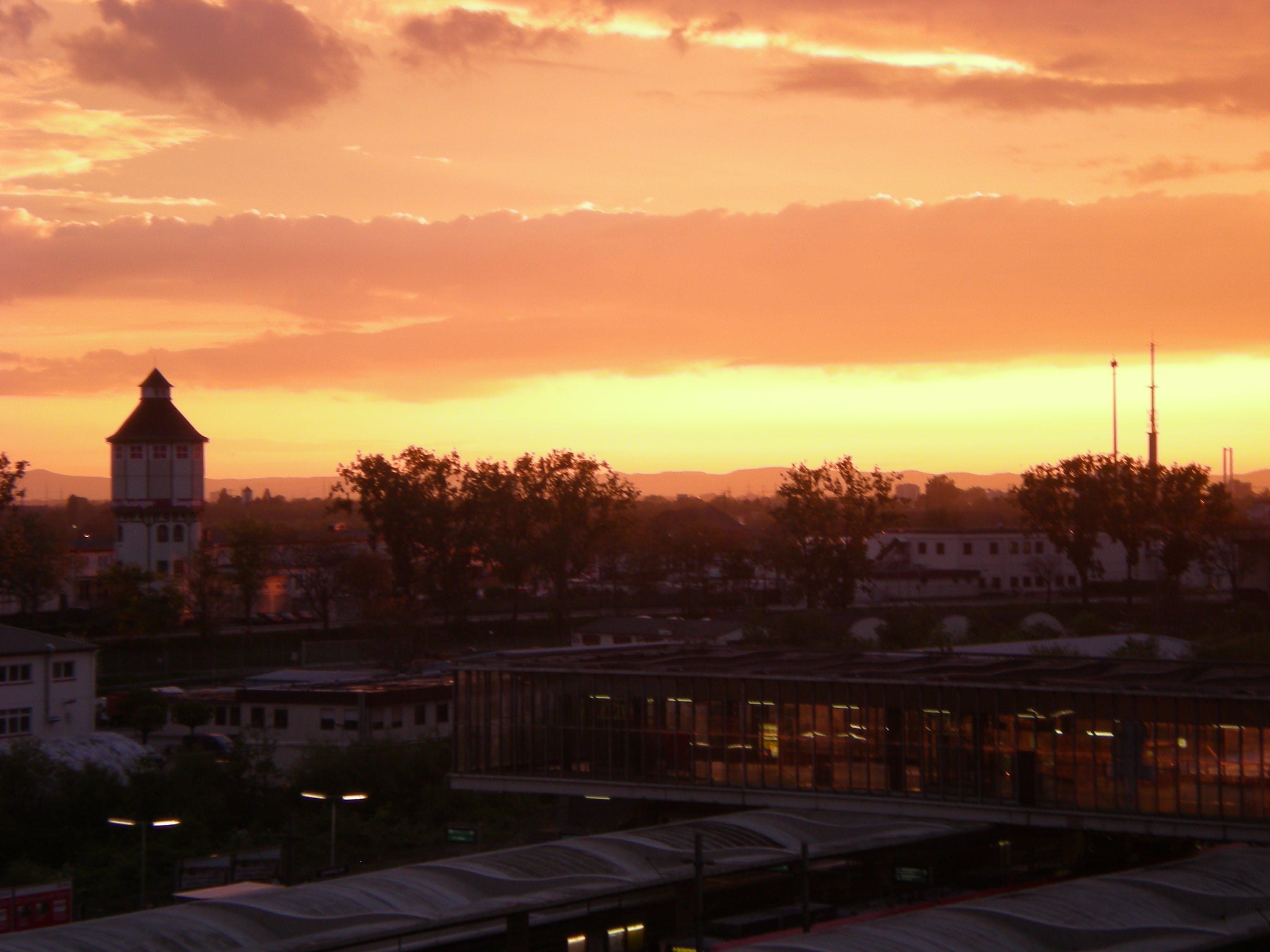 Free stock photo of city, clouds, germany, Heidelberg