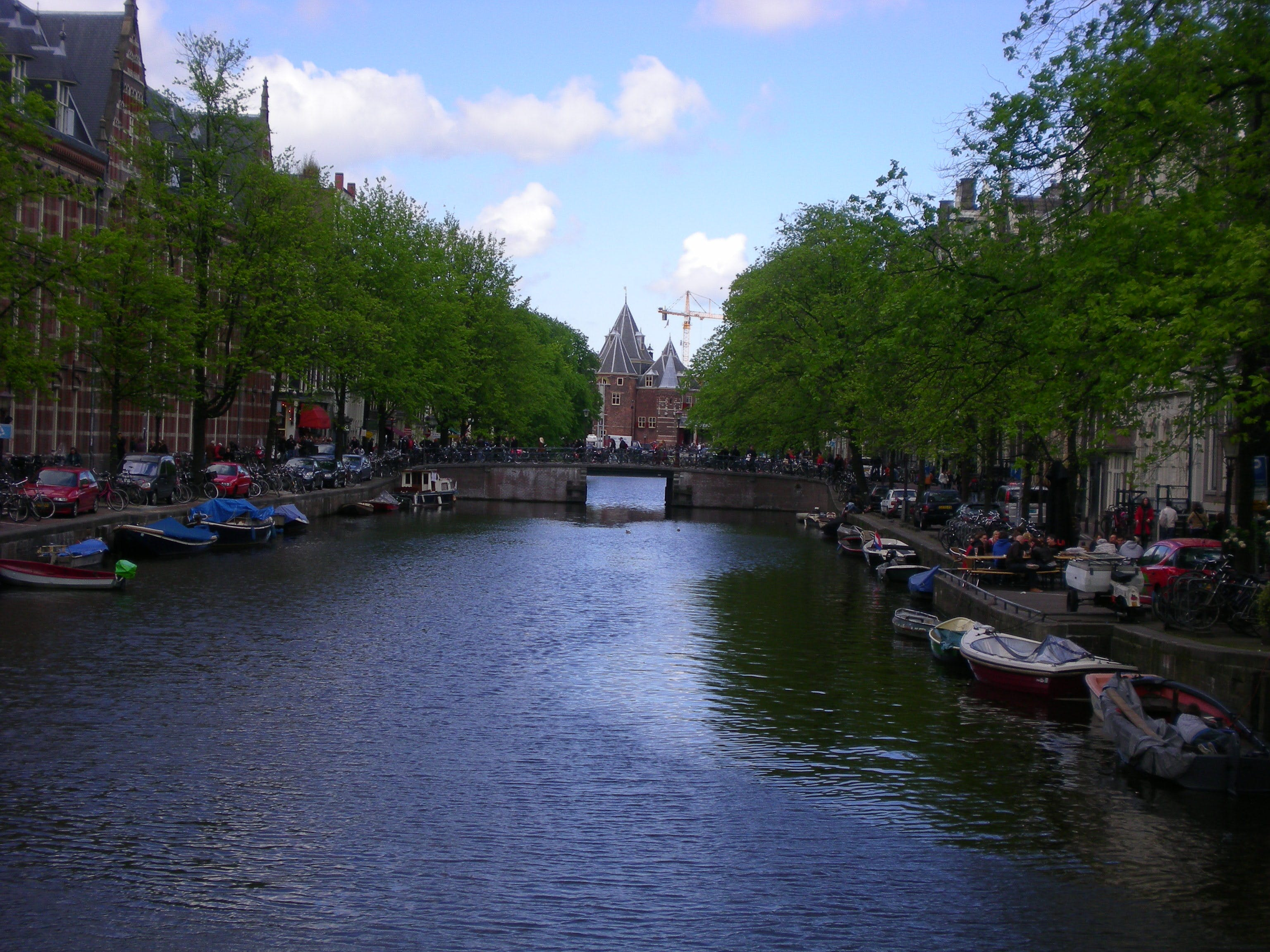 Free stock photo of amsterdam, canal, channel, Holland