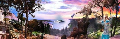 原本, 地中海, 夢, 天空 的 免費圖庫相片