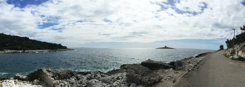 克羅地亞, 地中海, 海, 燈塔 的 免費圖庫相片