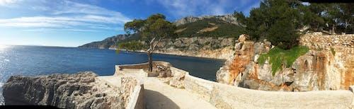 meditier, 克羅地亞, 懸崖海岸, 海 的 免費圖庫相片
