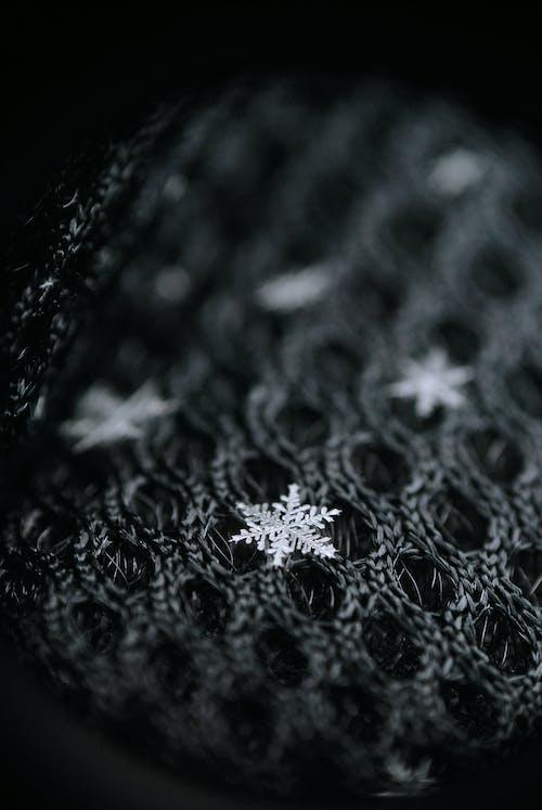 겨울, 눈송이, 디자인, 모양의 무료 스톡 사진
