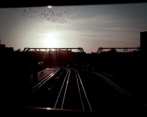 光, 城市, 堪萨斯城, 外框 的 免费素材照片