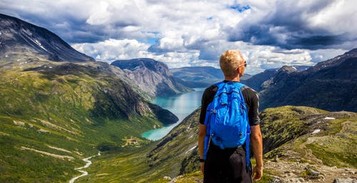 Základová fotografie zdarma na téma batoh, chlapec, dobrodružství, hory
