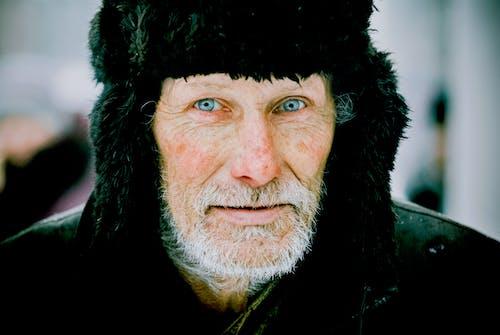 Fotobanka sbezplatnými fotkami na tému brada, dospelý, krásne oči, modré oči