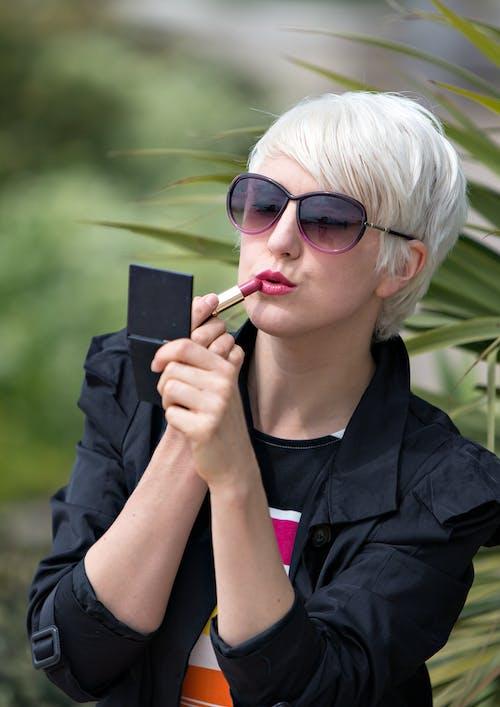 Gratis lagerfoto af kvinde, makeup, mode, model