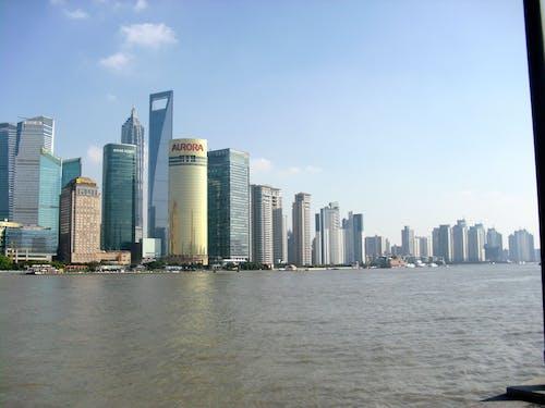 Základová fotografie zdarma na téma Šanghaj