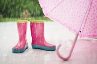 weather, shoes, rain
