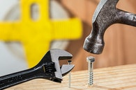 wood, tools, hammer