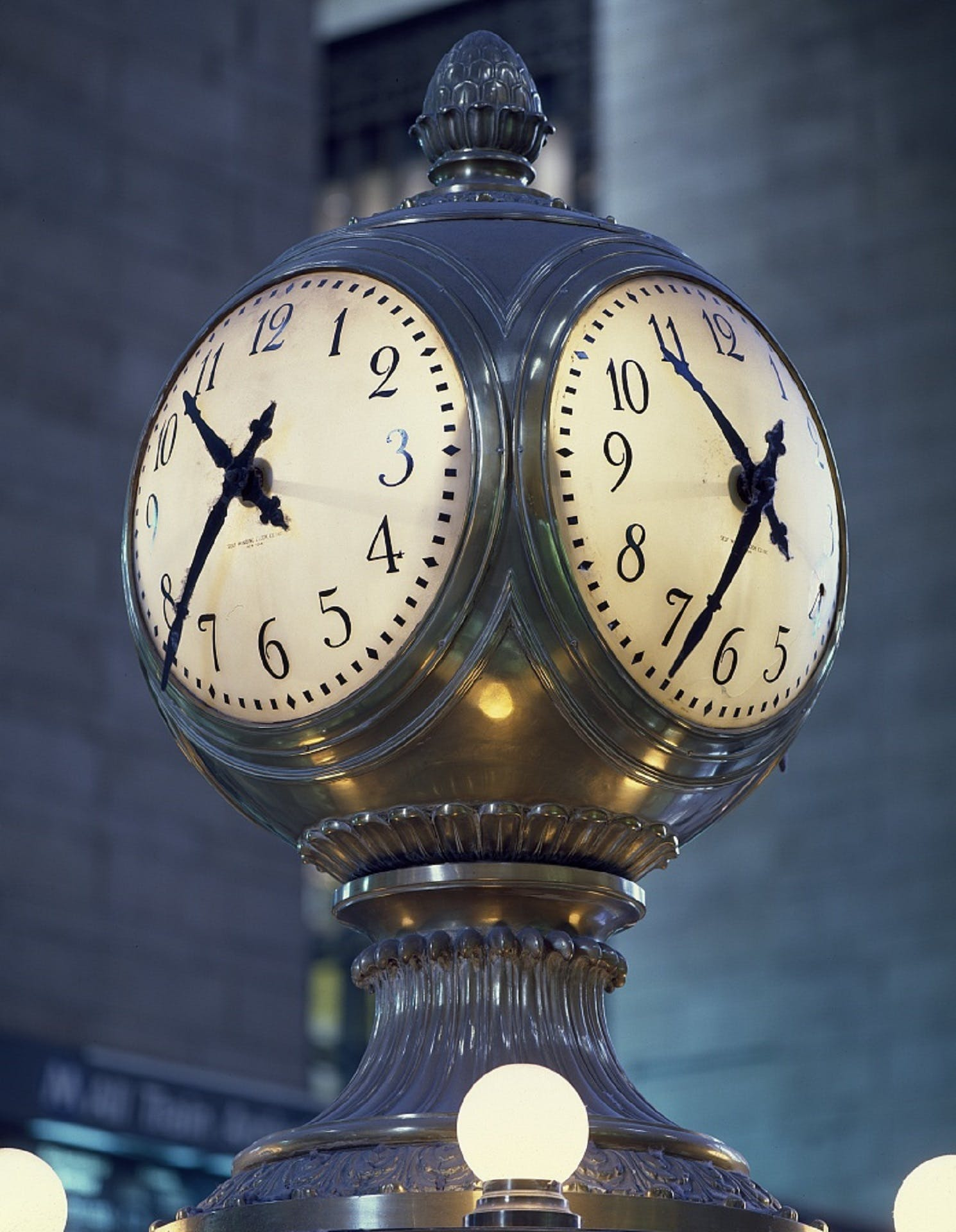 Free stock photo of time, manhattan, clock, grand central station