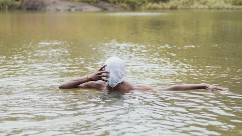 Photo of Person in Water