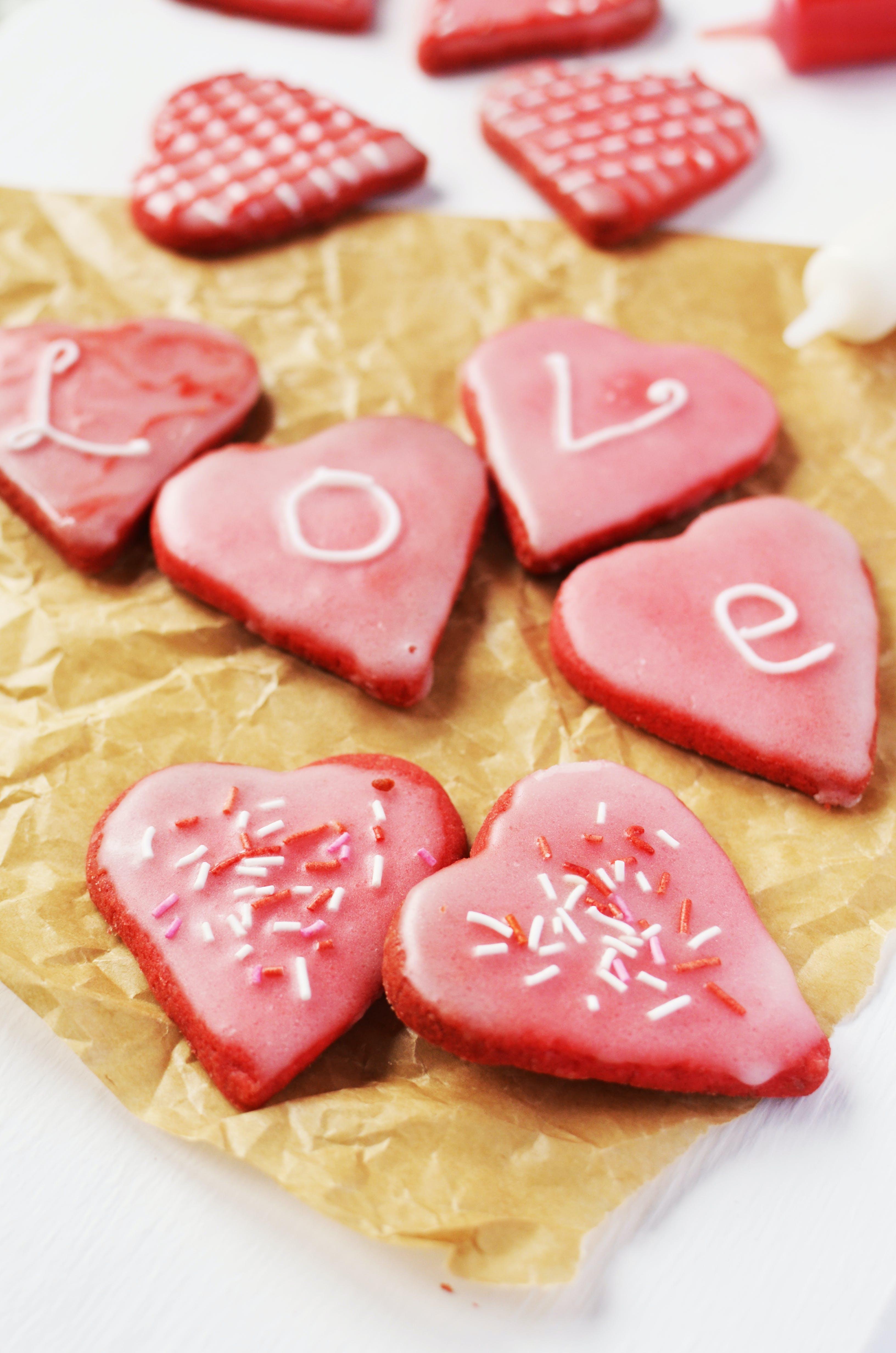 cookies, love