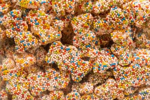 Fotos de stock gratuitas de caramelo, ositos de goma, ositos de gominola, virutas de colores