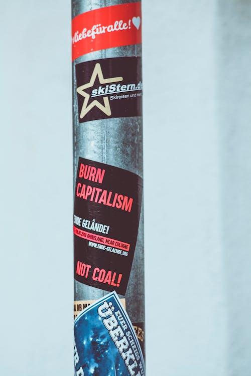burn, BURN CAPITALISM, capitalism