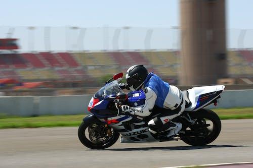 Free stock photo of moto racing, motorcycle, racing