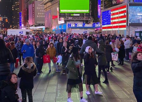 Kostenloses Stock Foto zu new york city, nypd, polizei