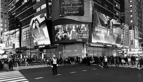 Kostenloses Stock Foto zu die new york times, menschen, new york city, stadt