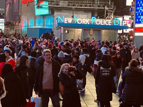 Kostenloses Stock Foto zu new york, nypd, polizeistation