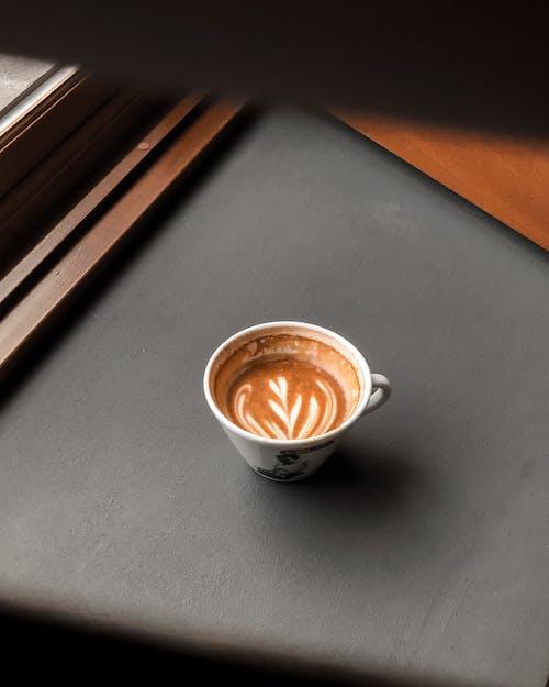คลังภาพถ่ายฟรี ของ กาแฟ, ถ้วยกาแฟ, ศิลปะกาแฟ, เอสเพรสโซ