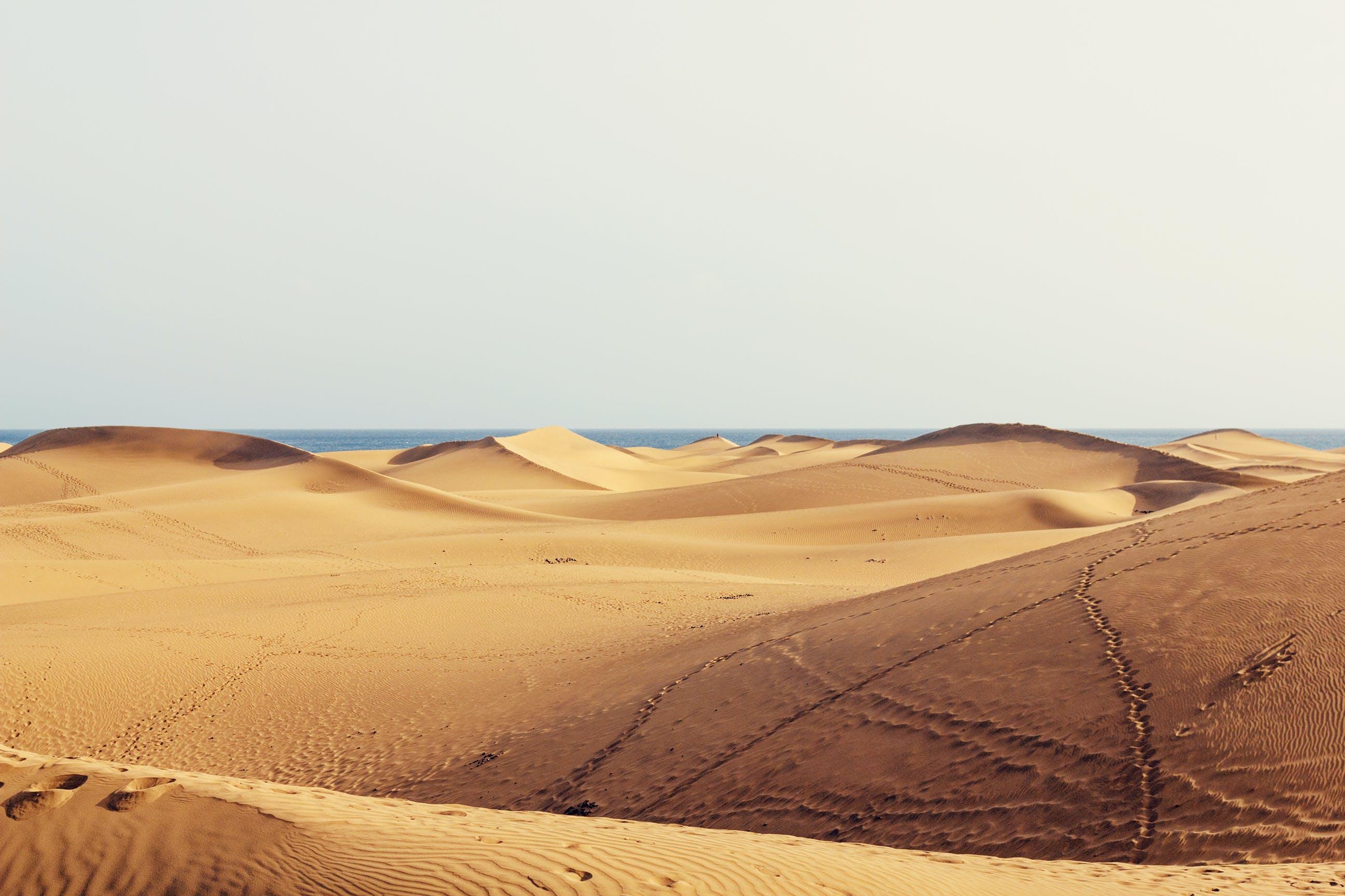 dobrodružství, dovolená, duny