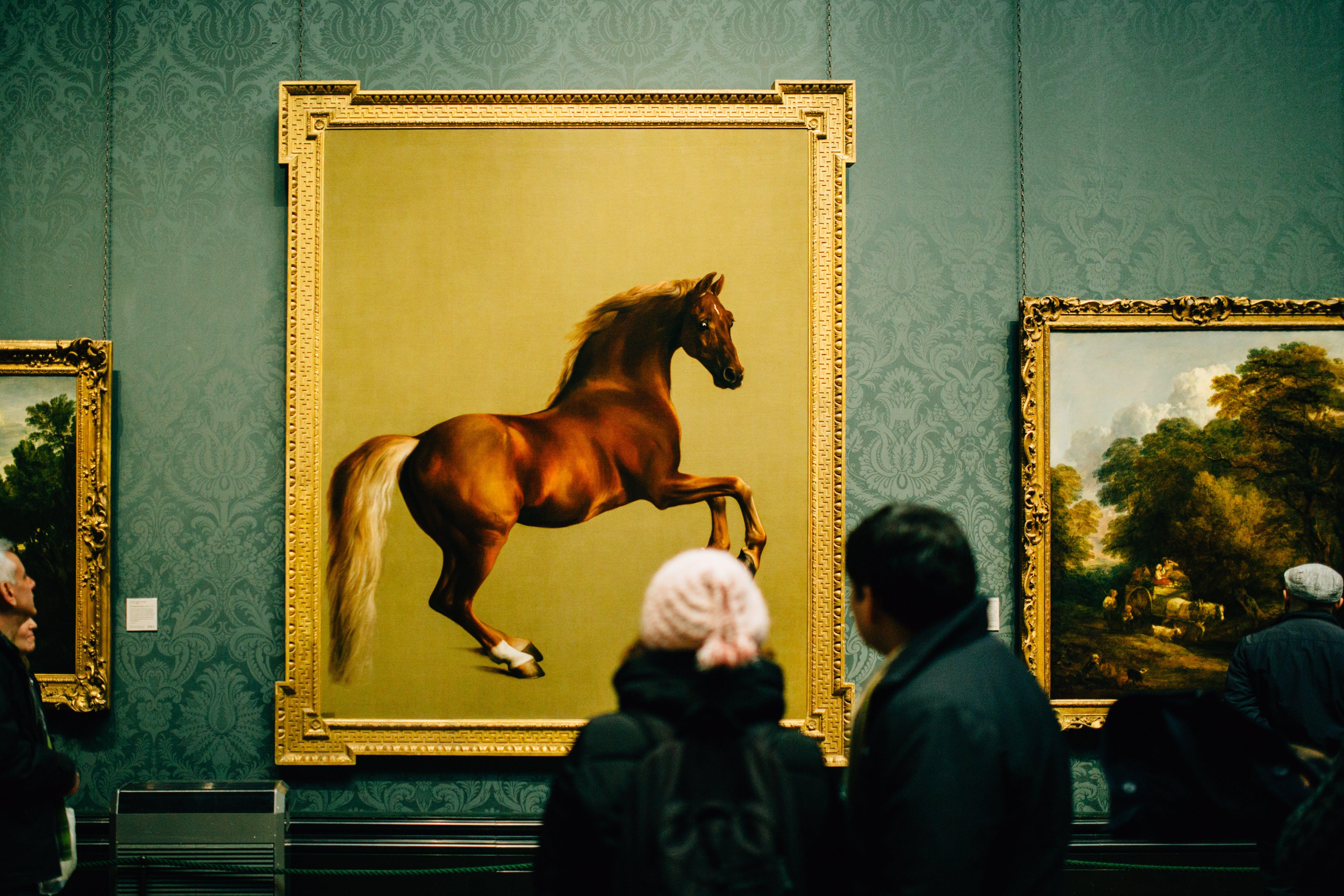 Painting of Horse Fine Art