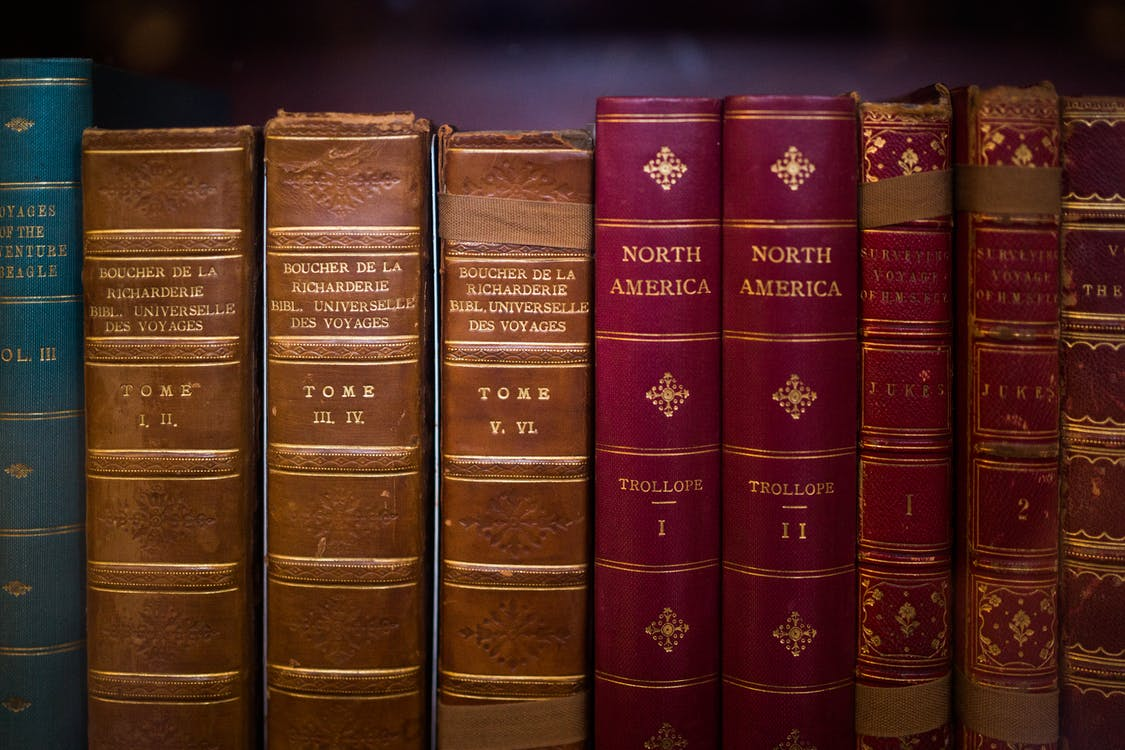 North America Book and Toke Book