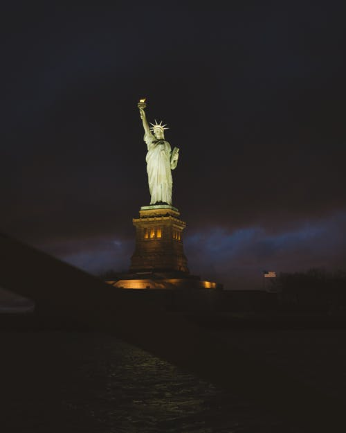 Free stock photo of new york city, Statue of Liberty