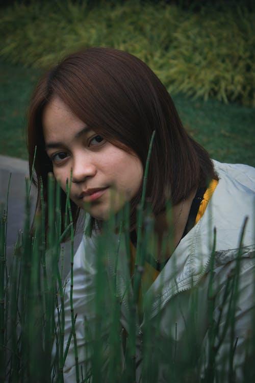 Gratis arkivbilde med asiatisk jente, nærbilde, portrett, portretter