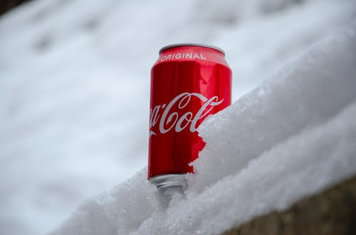 Free stock photo of can, chilly, coca-cola, fresh