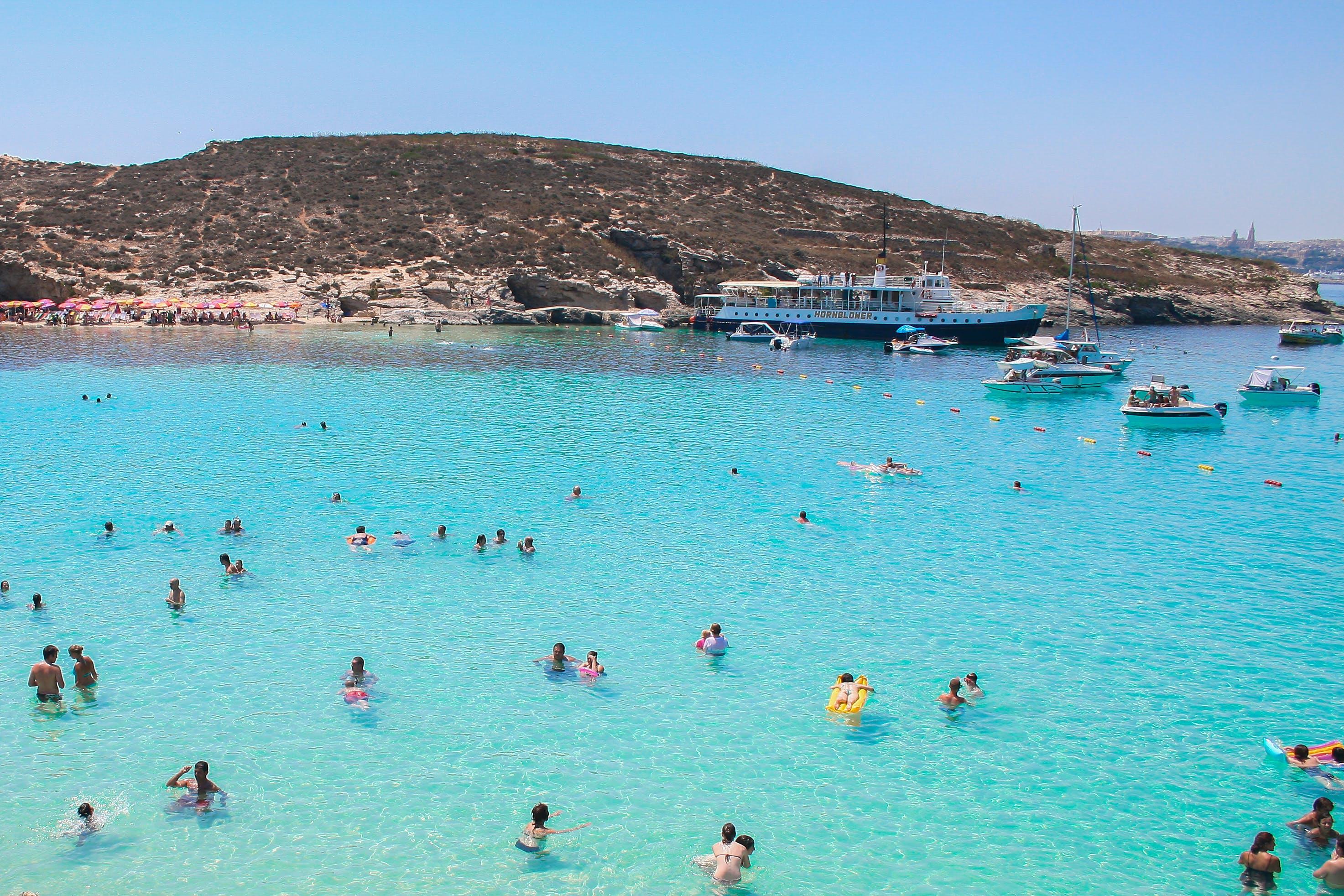 Free stock photo of sea, sunny, beach, water