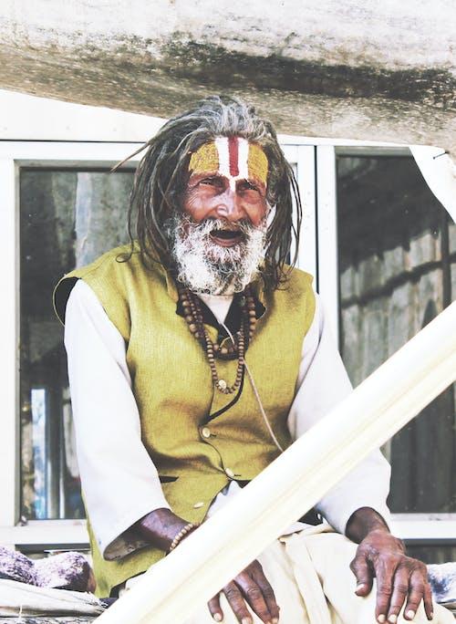 Kostenloses Stock Foto zu sadhu