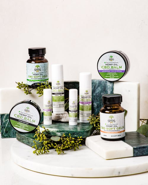 CBD Assorted Products