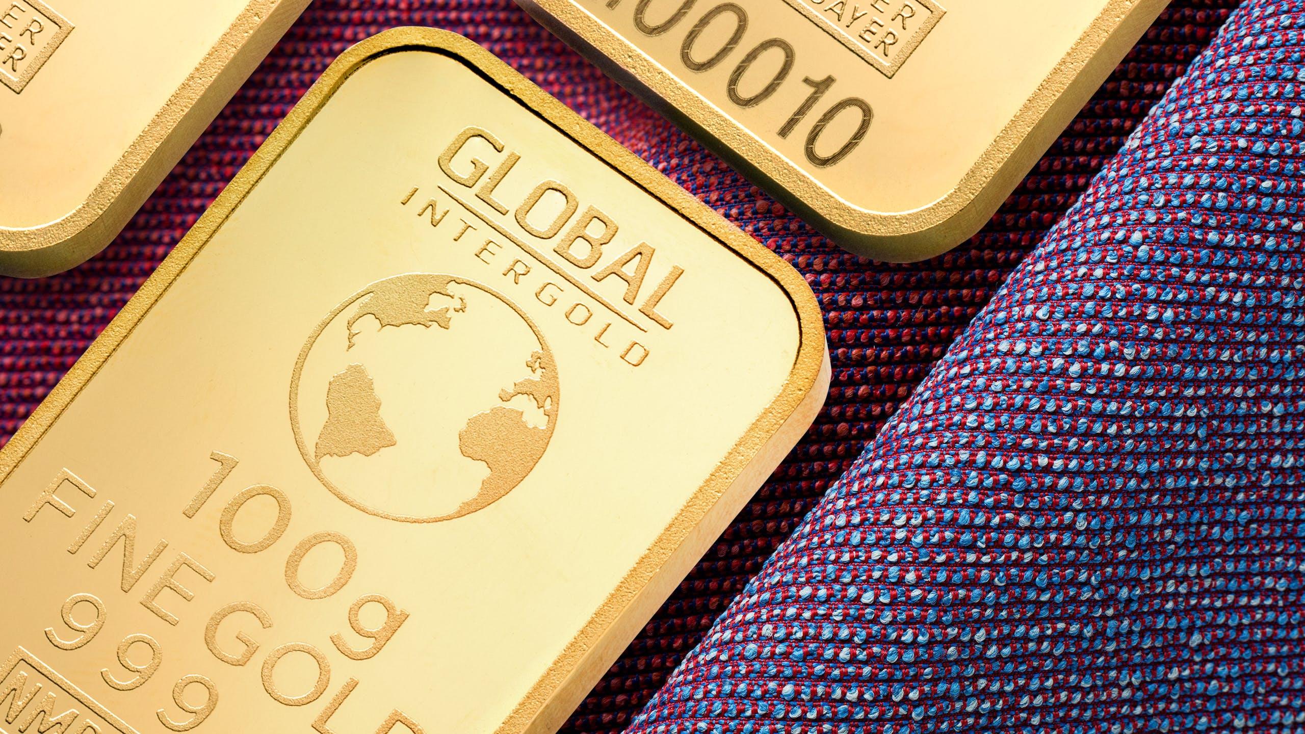 Ingyenes stockfotó Arany, Aranyrudak, bárok, befektetés témában