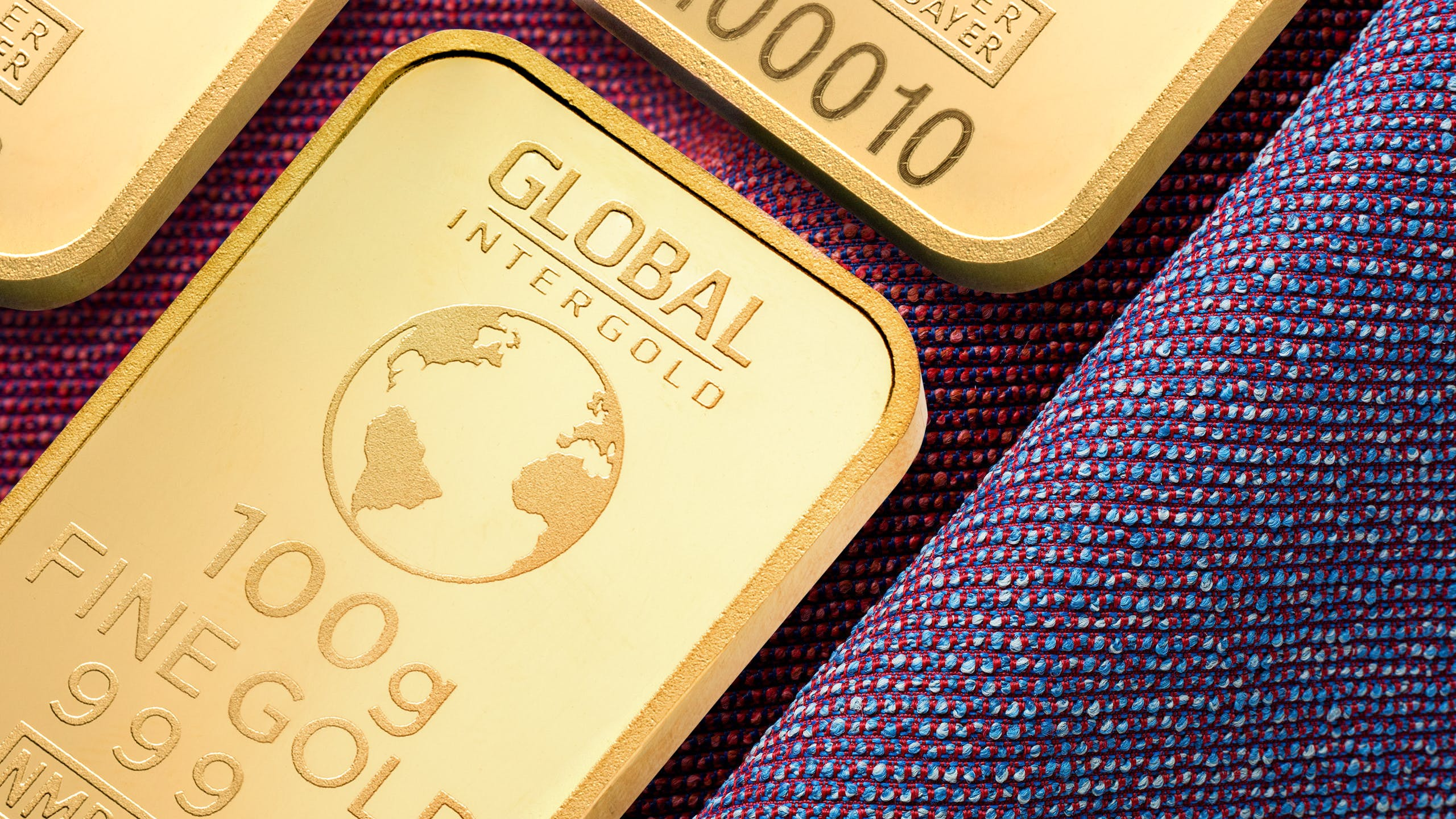 Gold Global Intergold 100g Finegold Bar
