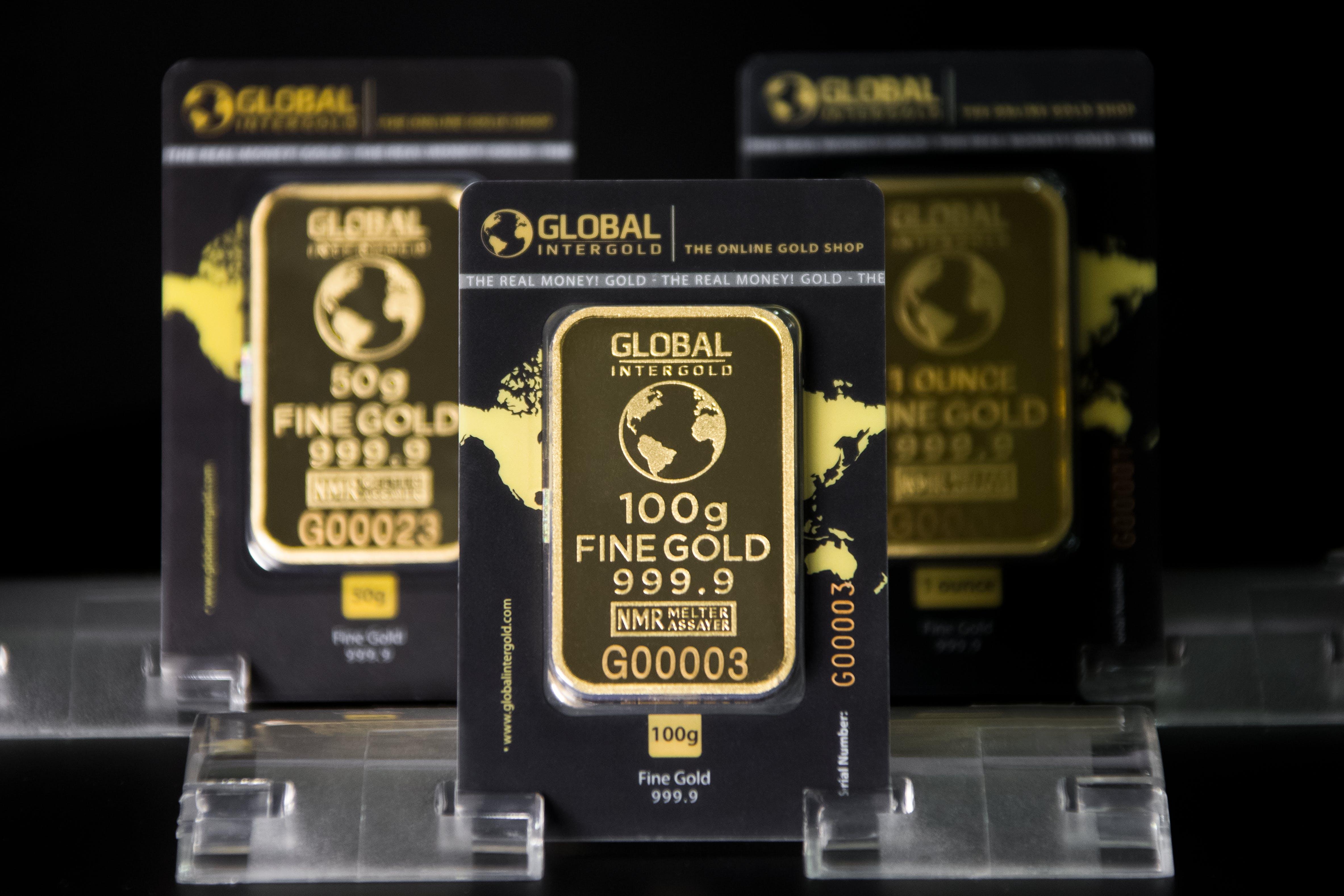 100 G Global Fine Gold